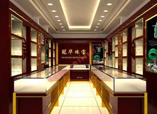 珠宝展柜厂
