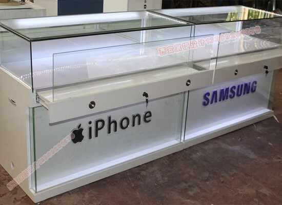 苹果手机展柜