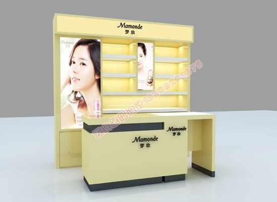 梦妆化妆品展柜
