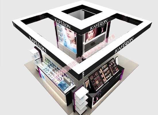 彩妆商场岛柜