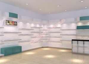 烤漆鞋展柜设计鞋展柜效果图商场鞋展柜