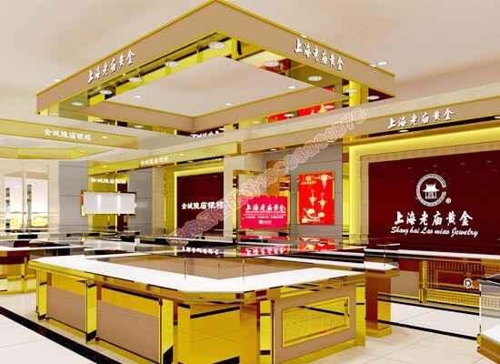 珠宝展柜定制厂家如何提高珠宝柜台制做的档次