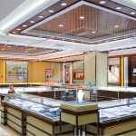 珠宝展柜店面展柜照片