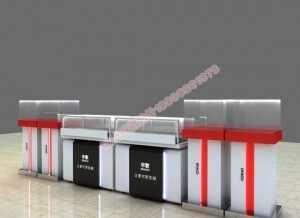 前展柜精品柜设计方案
