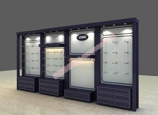 品牌内衣掌柜展柜设计