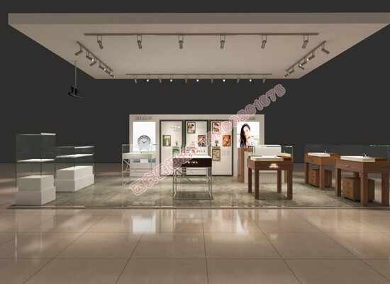 展柜制作厂家介绍三种商品不同的产品展示柜制作设计方法
