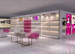 鞋架展示柜女鞋展示柜设计