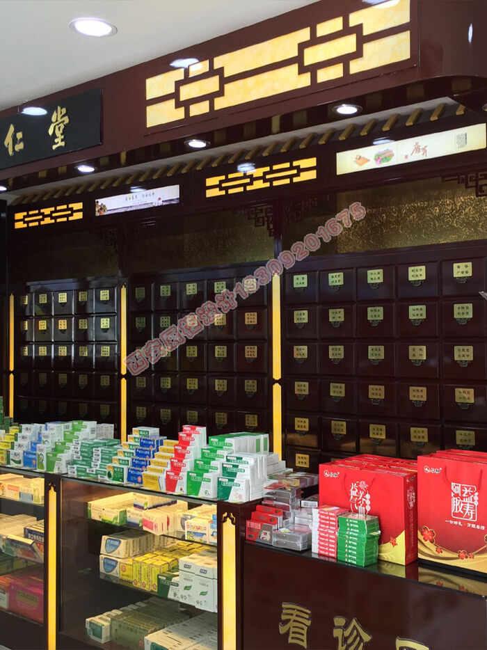 【实木中药柜厂家】制作中药柜时要考虑不同环境的影响