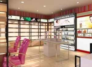 化妆品货柜制作