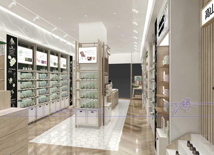 化妆品展柜设计制作公司对于【化妆品展柜陈列】的重要性