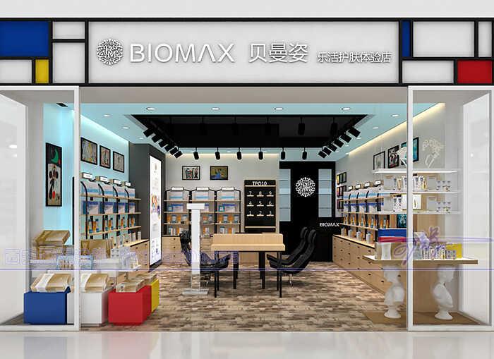 化妆品柜台制作厂家对于护肤品柜台定制都有那些要求