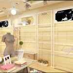 广东贝佳人内衣展柜,文胸货柜,内衣展柜厂设计案例