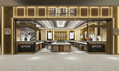 商场珠宝展柜生产商对于商场展柜的要求一般是如何做到