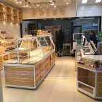 面包中岛展示柜厂家