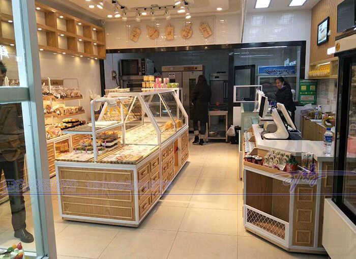木质烤漆展柜定制厂家,对于柜台的工艺是如何选择的