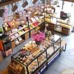 面包展示柜制作案例,西安面包展柜厂制作蛋糕展示柜