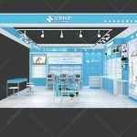 陕西化妆品展柜厂家