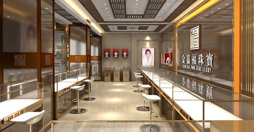 珠宝展柜厂家如何通过珠宝展柜设计,来提升珠宝文化