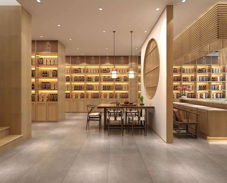 【展柜设计制作】行业对于木质展柜市场的表现