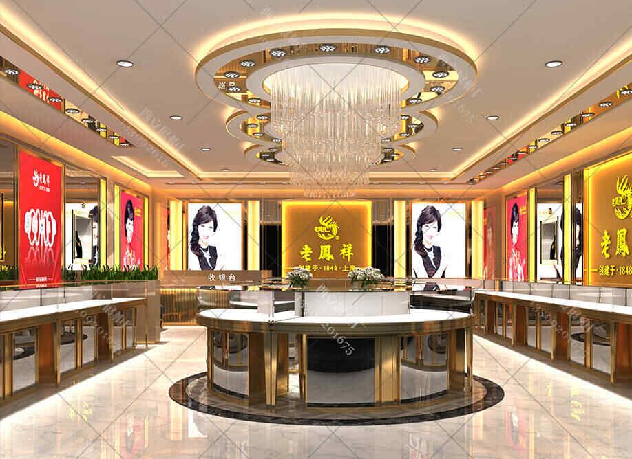 对于珠宝商家而言他们知道珠宝展示柜设计制作的重要性吗