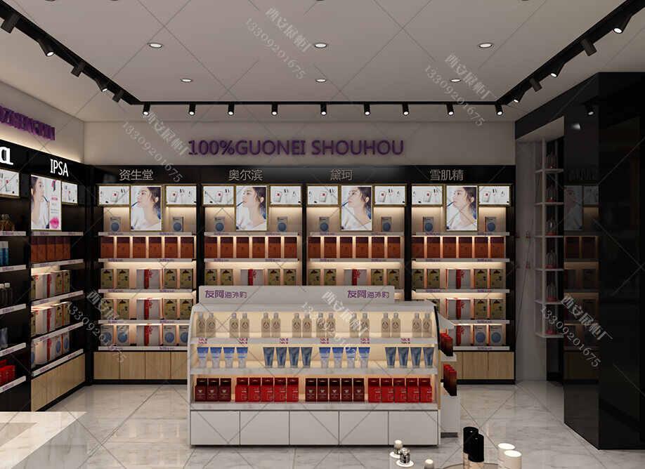 【化妆品展柜制作】对于客户来说选择的标准是什么