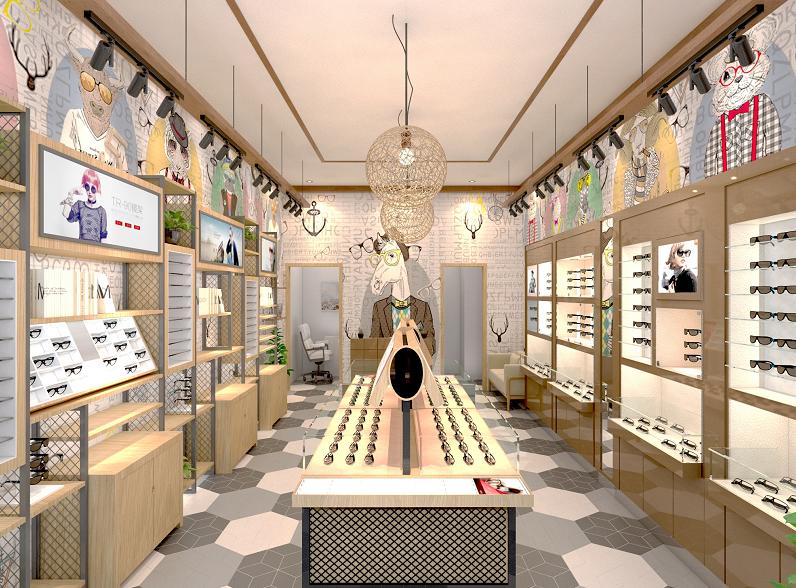 想提升店面销量,在装修时找展柜设计制作厂家,设计产品展柜