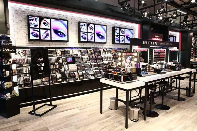 【化妆品展柜厂】对于化妆品展柜的环保标准是什么
