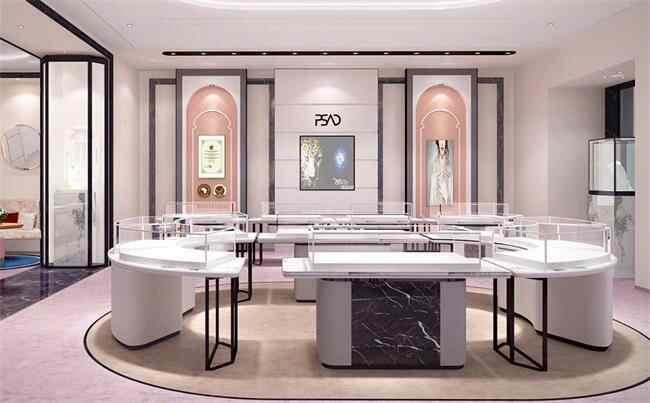 【珠宝展柜制作公司】对于商场珠宝展柜制作设计要点有哪些?