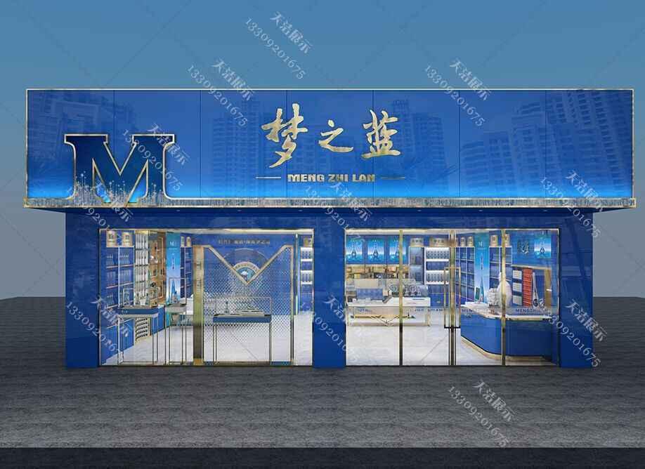 你觉得烟酒店装修设计合烟酒店展柜制作那个更重要?